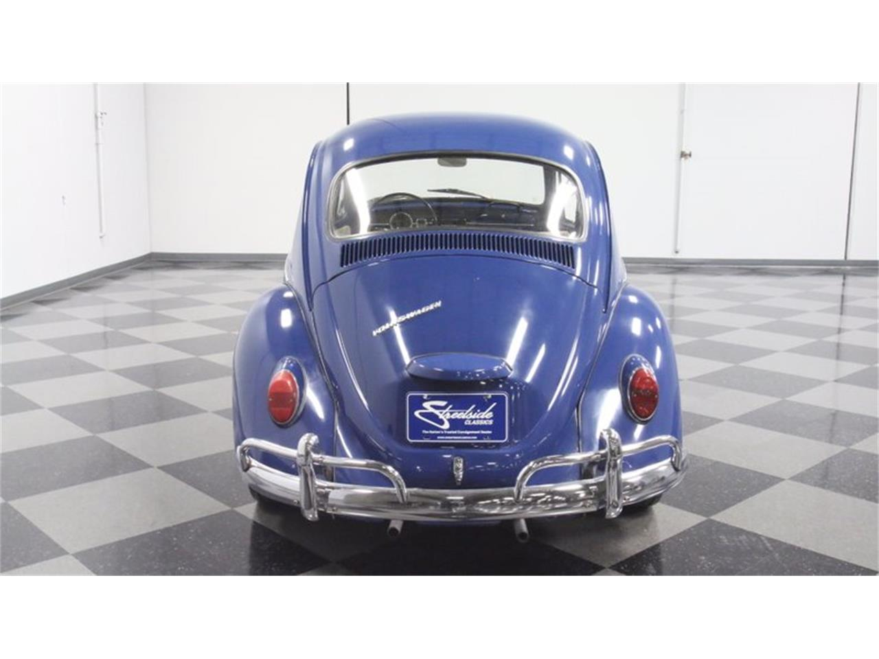 Large Picture of '67 Beetle - PK4R