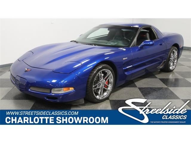 Picture of '02 Corvette - PK4S