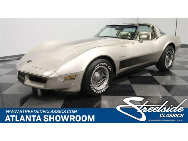 Picture of '82 Corvette - PK4W