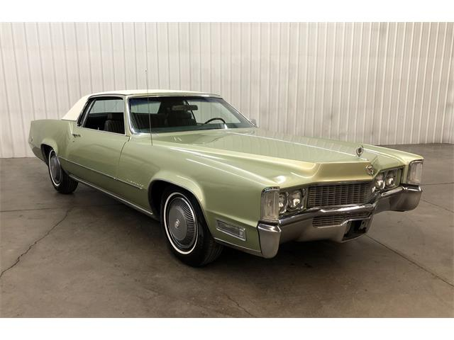Picture of '68 Cadillac Eldorado located in Minnesota Offered by  - PI89
