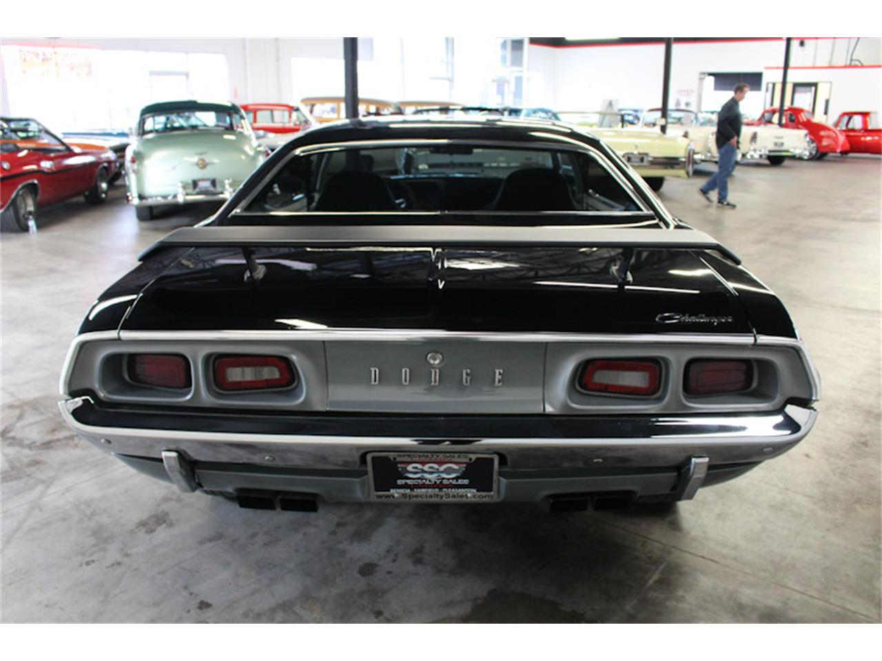 Large Picture of '73 Challenger - PK5I