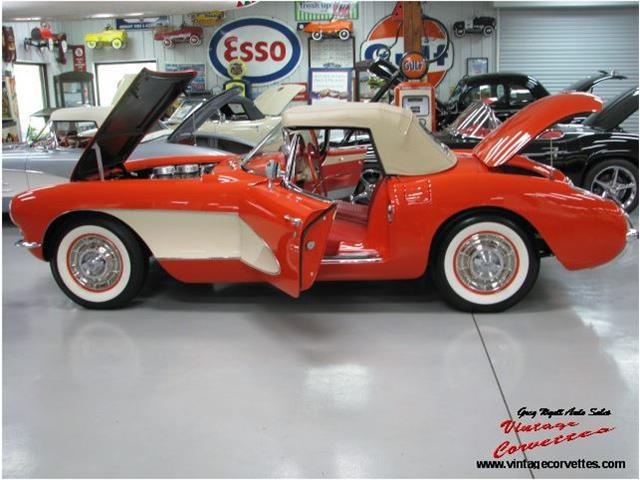 Picture of '56 Corvette - PIEN
