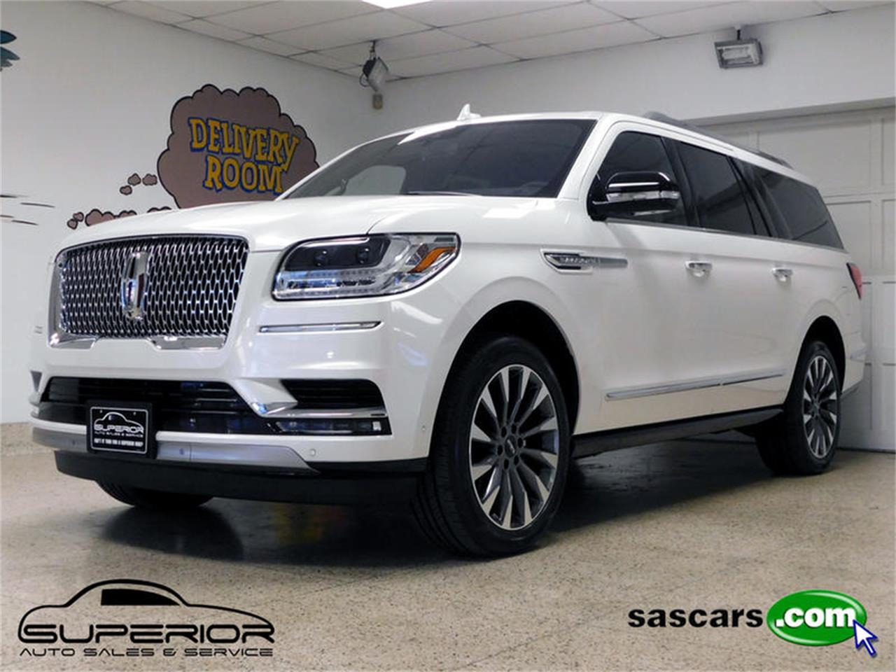 2018 Lincoln Navigator For Sale Classiccars Com Cc 1192550