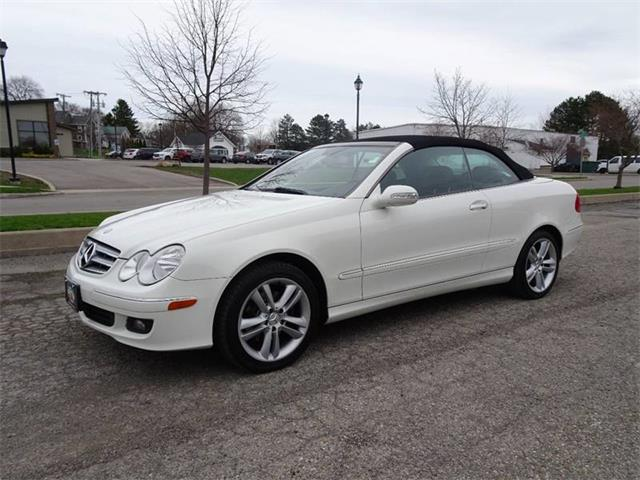 Picture of 2007 Mercedes-Benz CLK Offered by  - PK7F