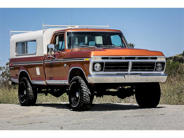 Picture of '76 F250 - $19,495.00 Offered by a Private Seller - PIER