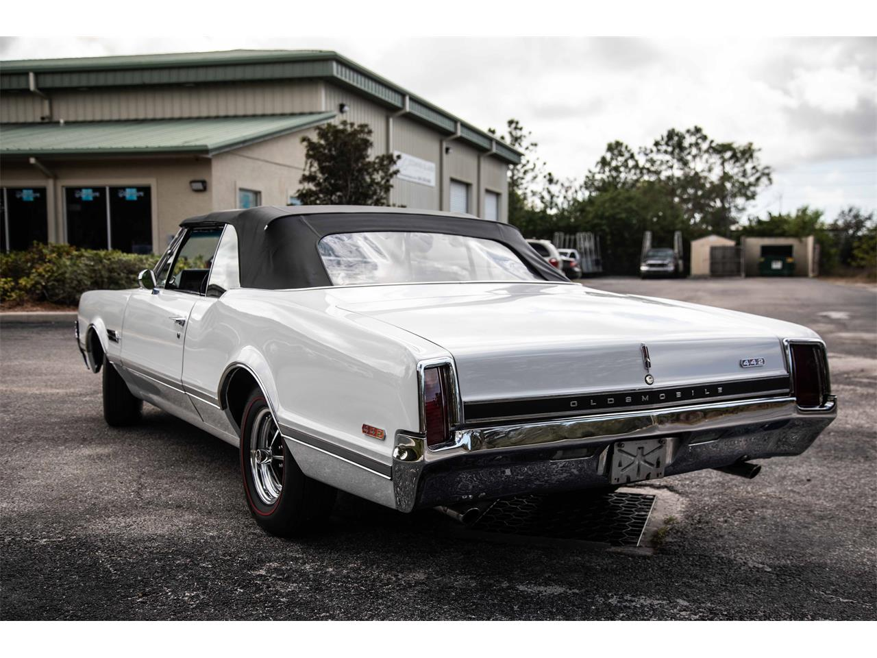 Large Picture of Classic '66 442 located in Florida - $59,900.00 Offered by Exquisite Auto - PIES