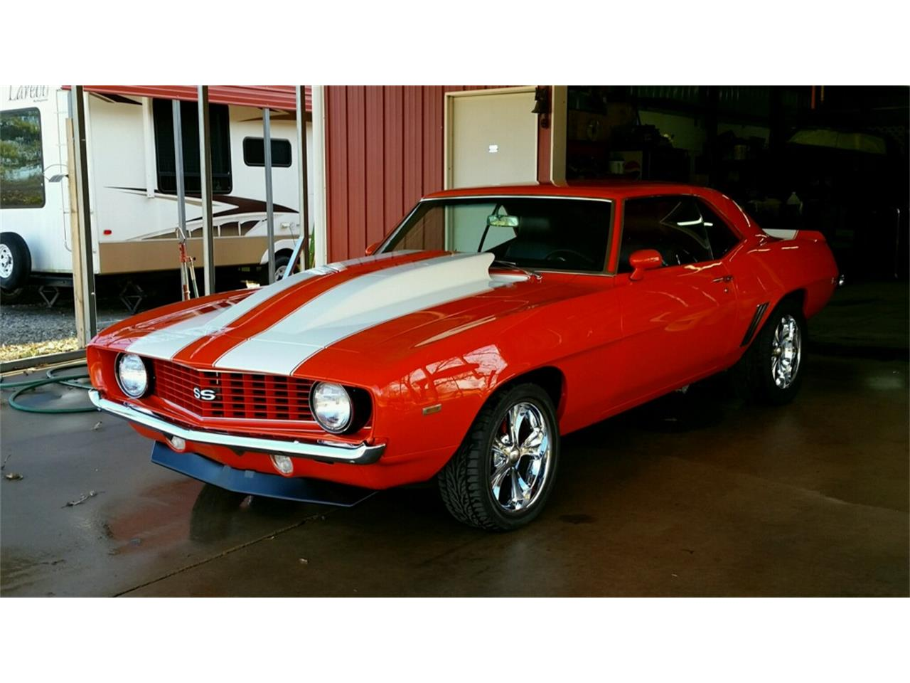 For Sale 1969 Chevrolet Camaro Ss In Fort Smith Arkansas