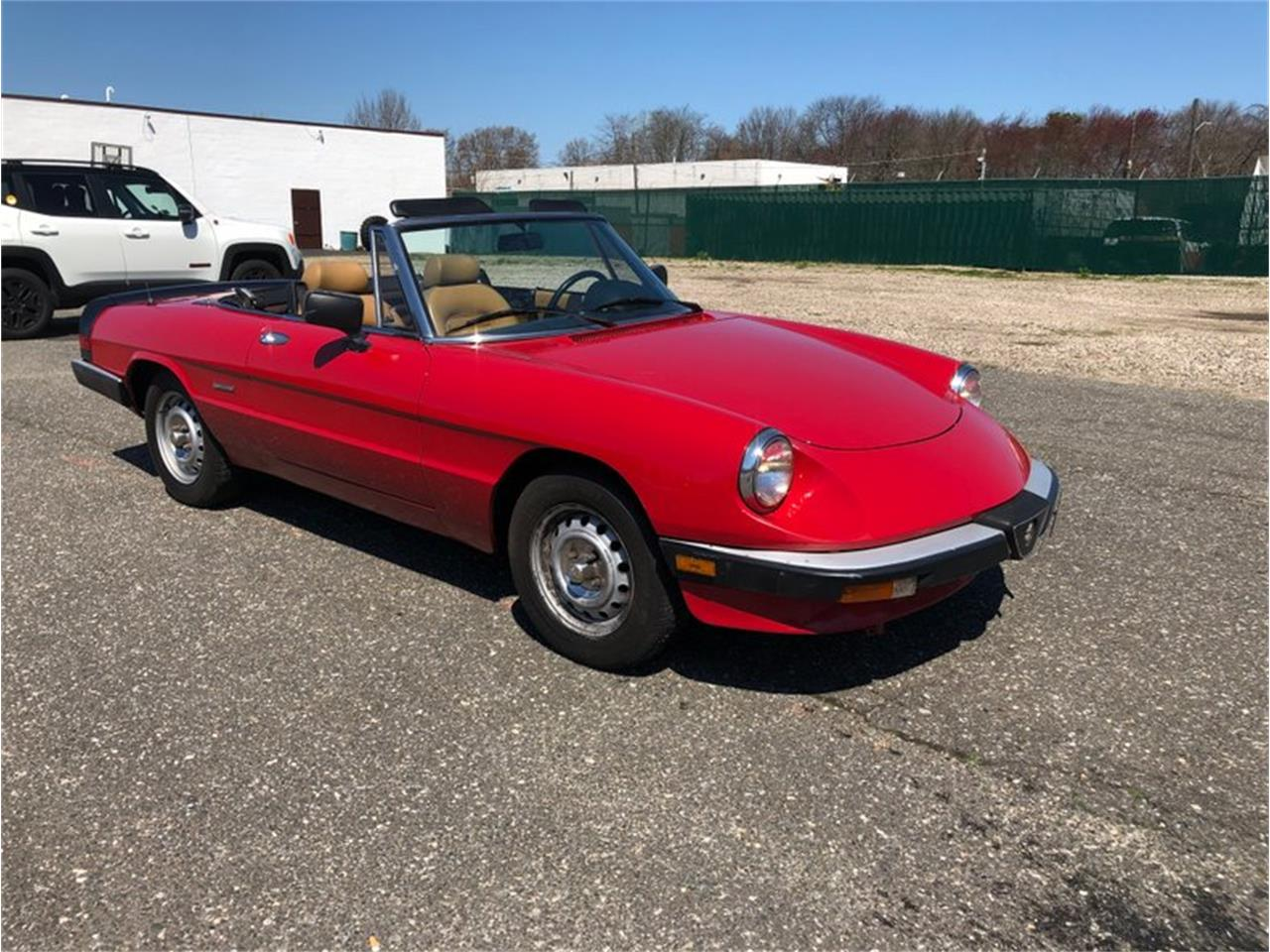 Large Picture of '87 Spider - PK87