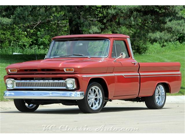 Picture of Classic 1964 Chevrolet C/K 10 located in Kansas - $37,900.00 Offered by  - PK8T