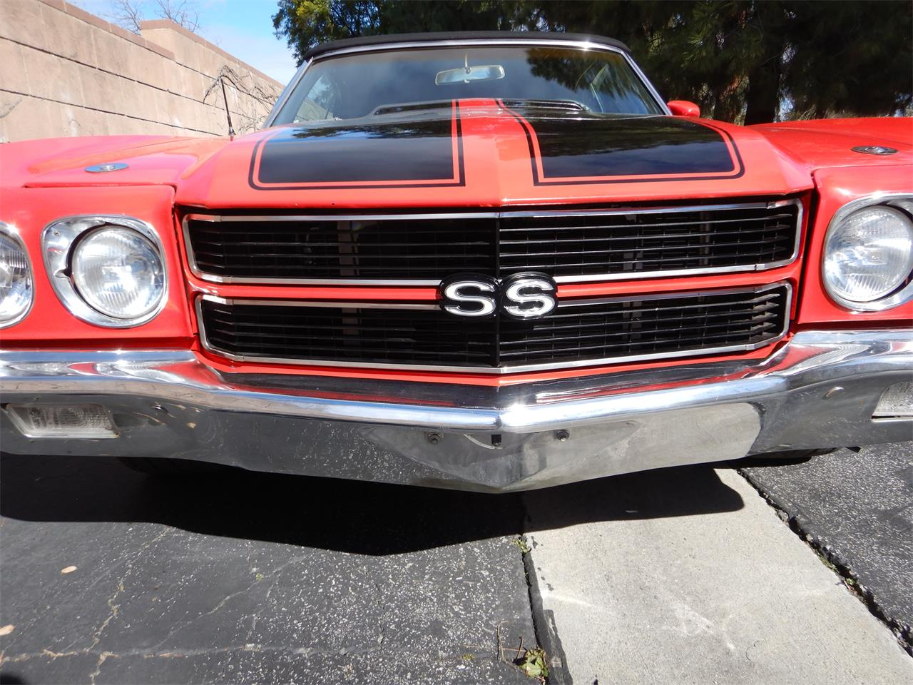 Large Picture of '70 Chevelle SS - PIEW