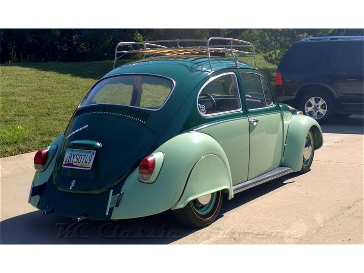 Large Picture of '68 Beetle - PK9S