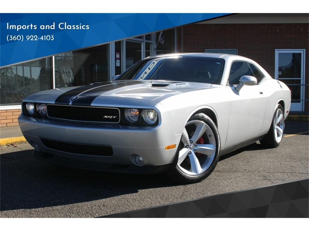 2010 Dodge Challenger For Sale >> For Sale 2010 Dodge Challenger In Lynden Washington