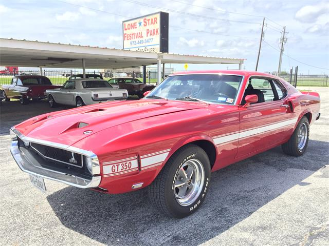 Picture of Classic '69 GT350 located in Texas Offered by a Private Seller - PKAJ
