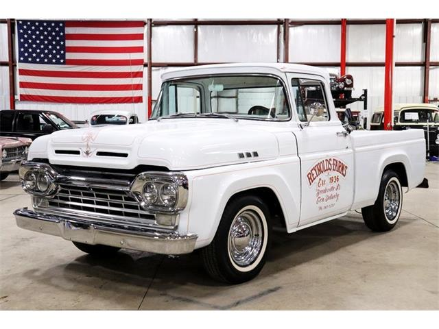 Picture of Classic '60 Ford F100 - $16,900.00 Offered by  - PIF2