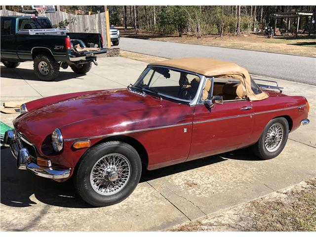 Picture of Classic '73 MG MGB located in Columbia South Carolina - $10,000.00 Offered by a Private Seller - PKAQ