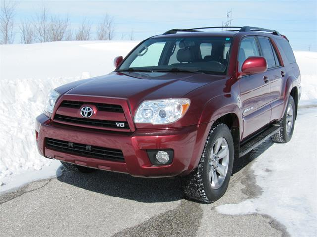 Picture of '07 4Runner - PKAX
