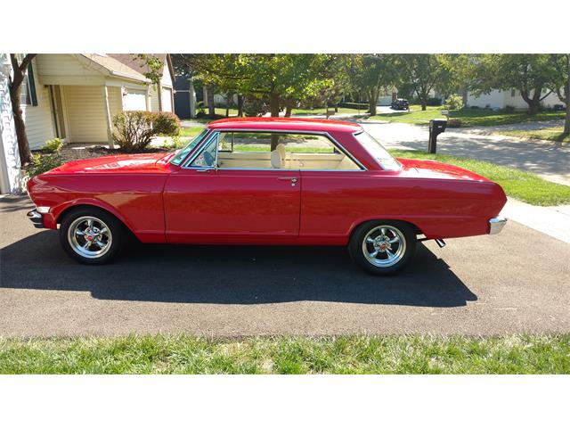 Picture of Classic 1962 Chevrolet Nova located in Dublin Ohio - $35,000.00 Offered by a Private Seller - PKAZ