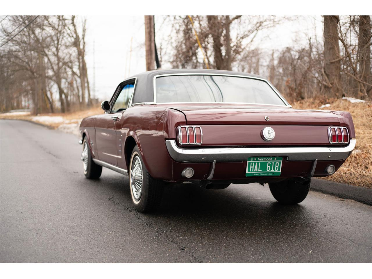 Large Picture of '66 Mustang - PKB1