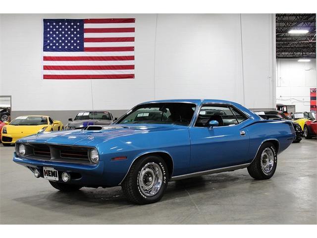 Picture of Classic 1970 Cuda - $199,900.00 - PIF4