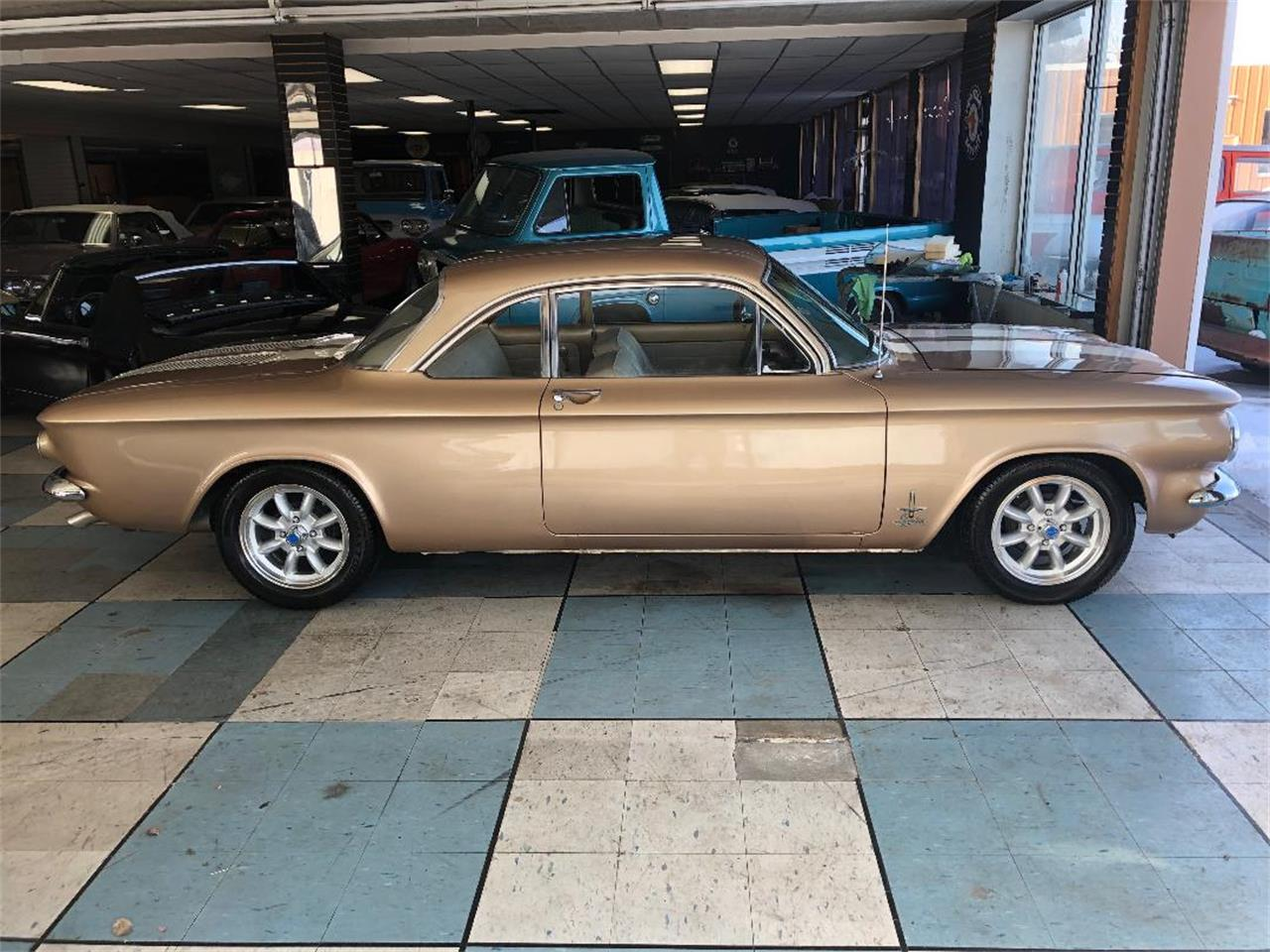Large Picture Of 63 Corvair Pkbd