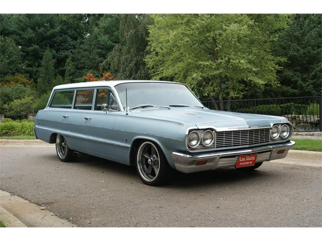 Picture of '64 Bel Air Wagon - PKBJ