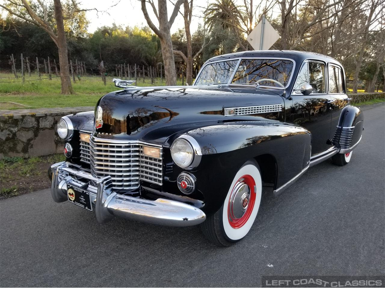 For Sale: 1941 Cadillac Fleetwood 60 Special in SONOMA, California