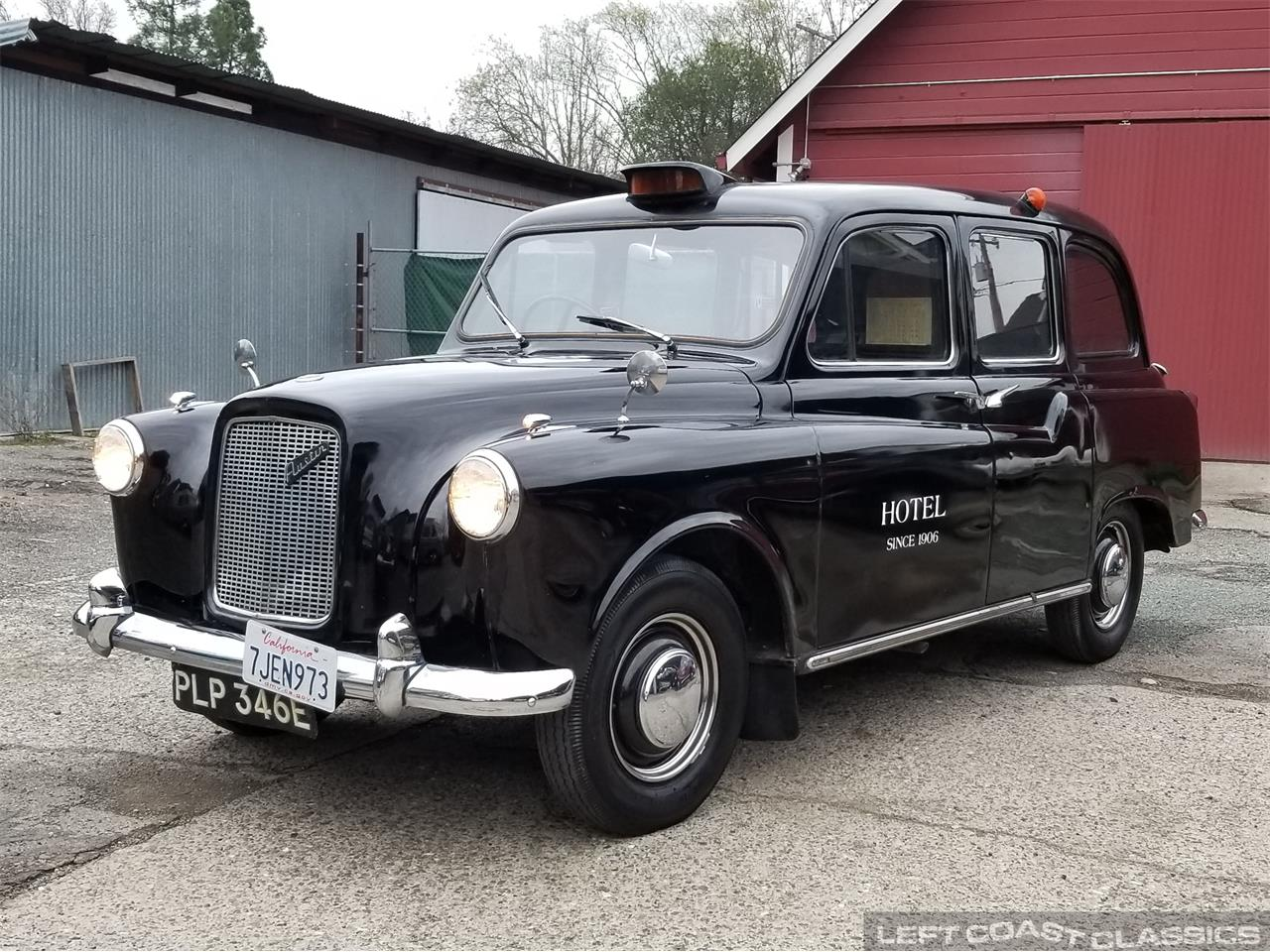 Large Picture of 1967 FX4 Taxi Cab - PKBX