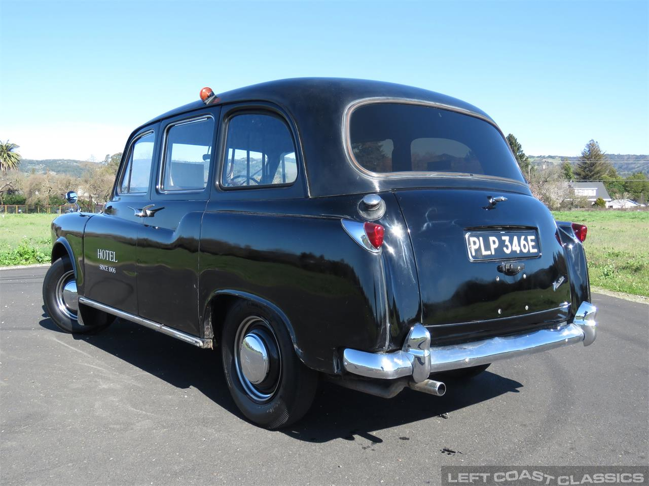 Large Picture of 1967 Austin FX4 Taxi Cab located in California - $12,500.00 - PKBX