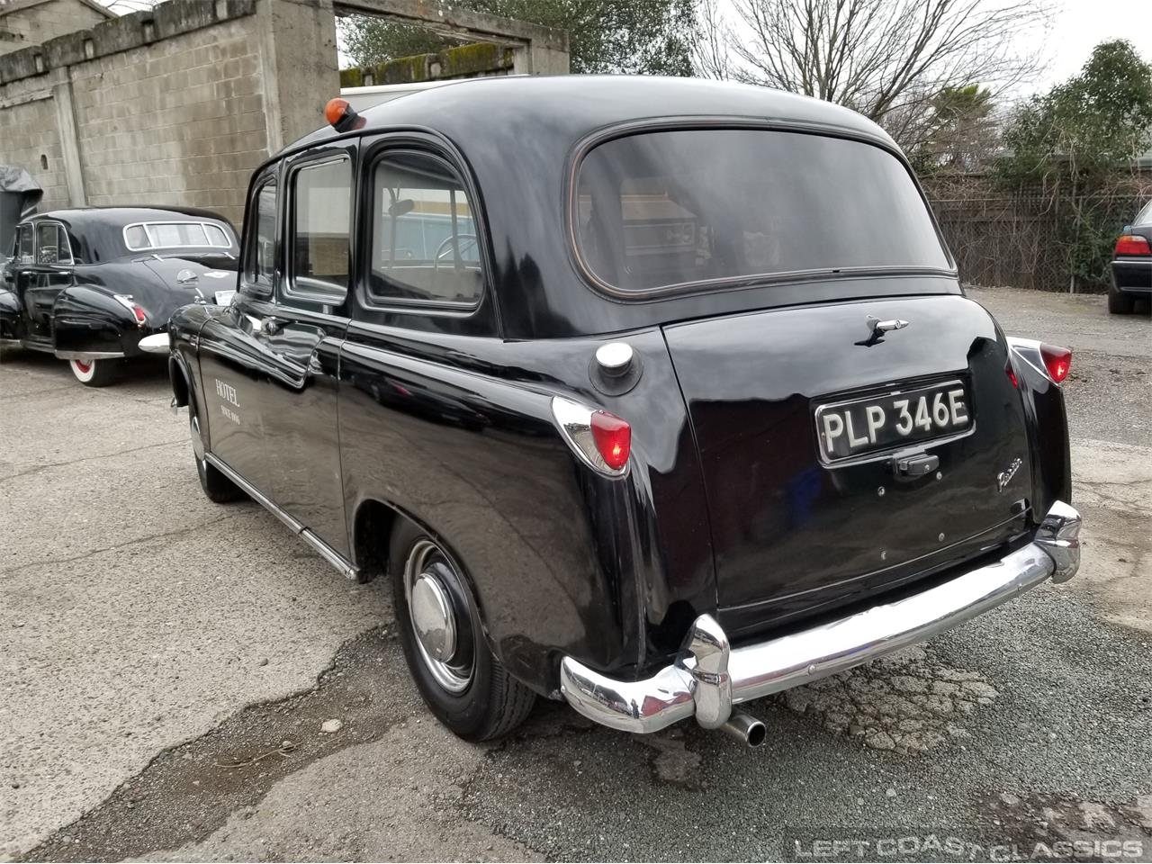 Large Picture of '67 FX4 Taxi Cab - $12,500.00 - PKBX