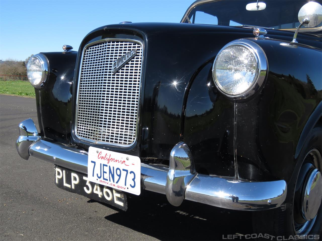 Large Picture of Classic 1967 Austin FX4 Taxi Cab located in SONOMA California - PKBX