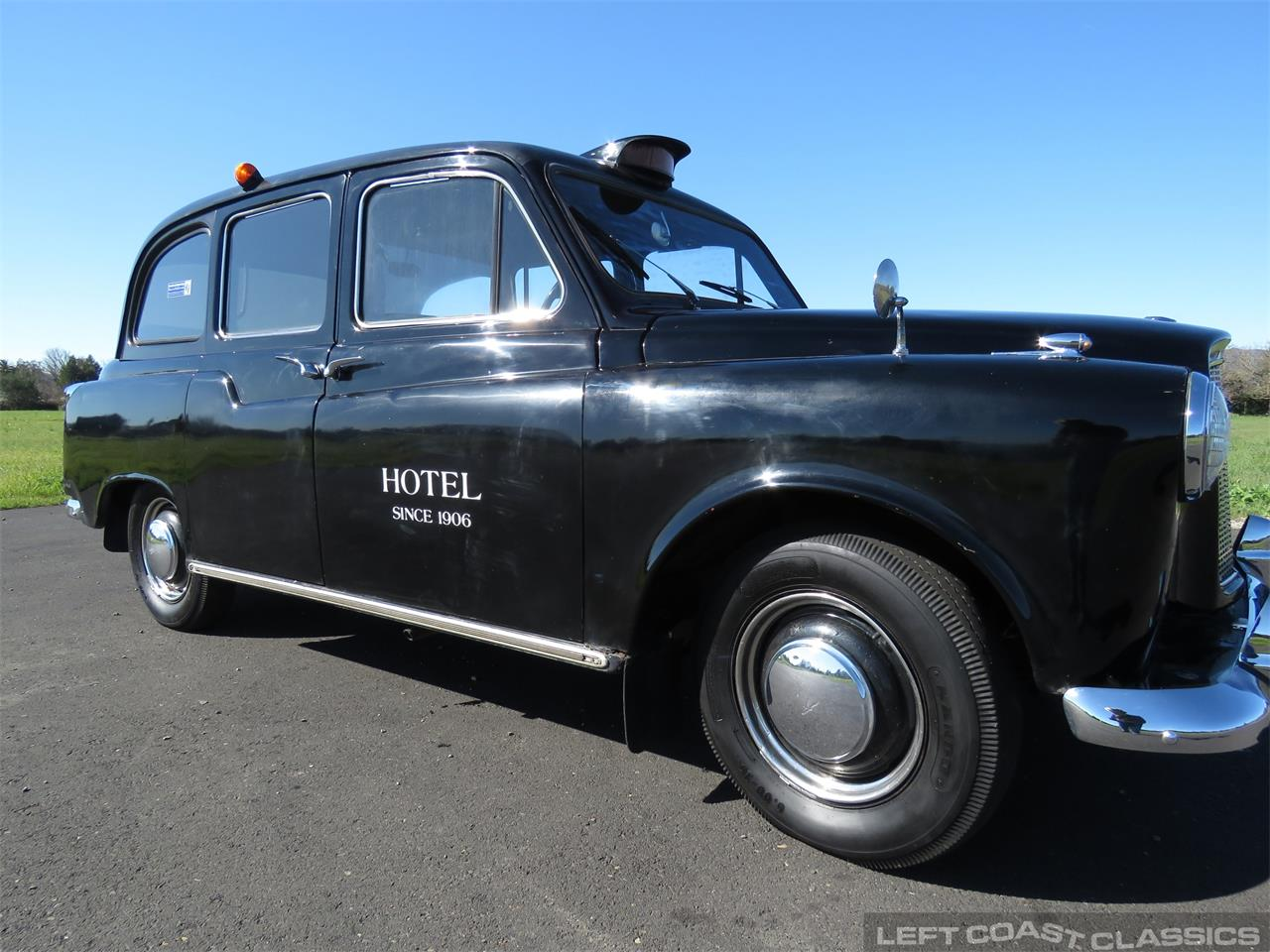 Large Picture of 1967 Austin FX4 Taxi Cab located in California - $12,500.00 Offered by Left Coast Classics - PKBX