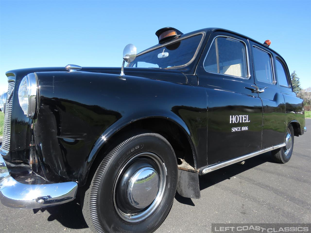 Large Picture of Classic 1967 Austin FX4 Taxi Cab - $12,500.00 Offered by Left Coast Classics - PKBX