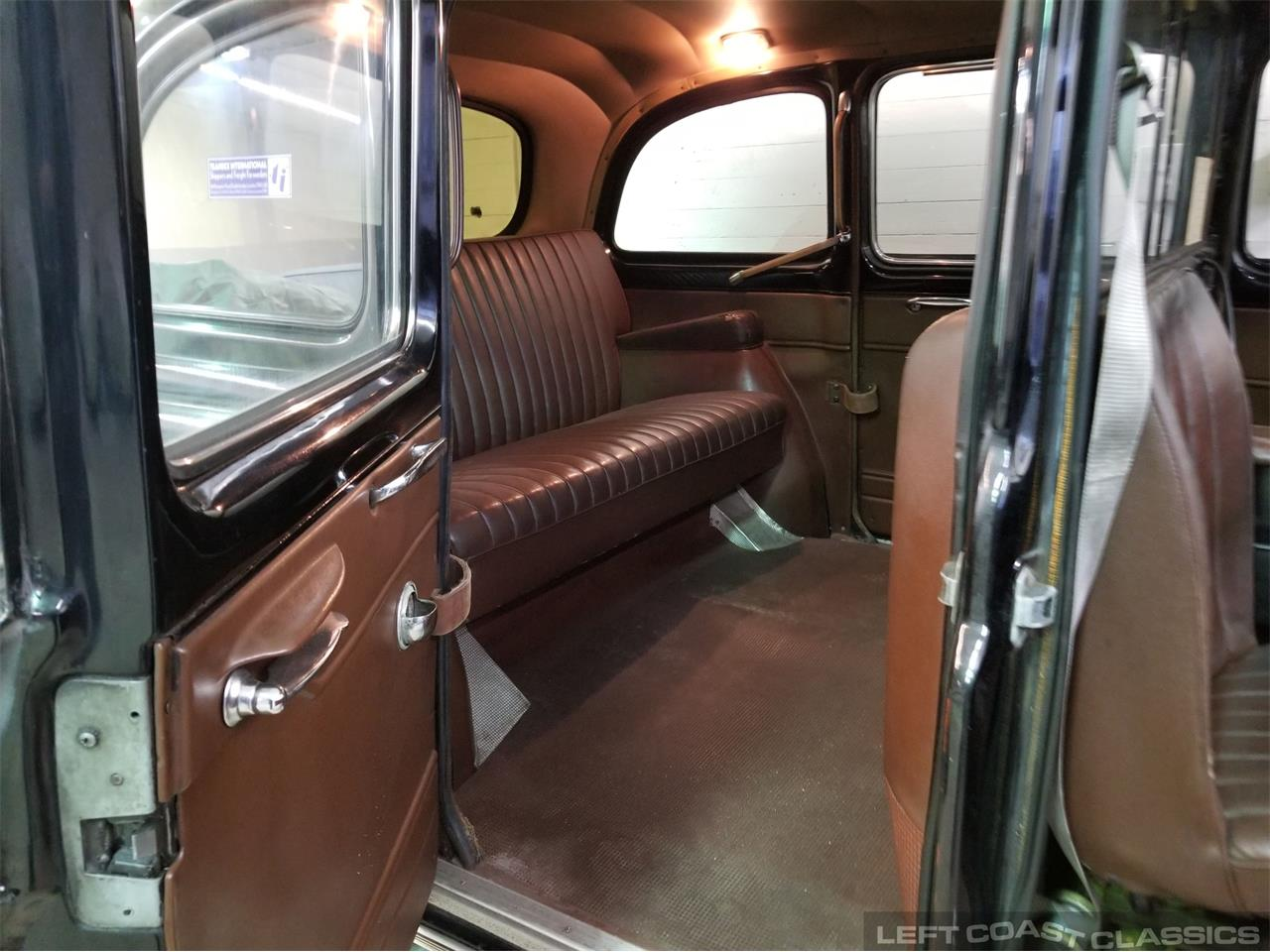 Large Picture of 1967 Austin FX4 Taxi Cab - $12,500.00 Offered by Left Coast Classics - PKBX