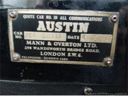 Picture of Classic 1967 Austin FX4 Taxi Cab located in SONOMA California - PKBX