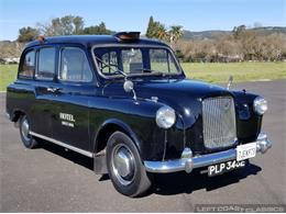 Picture of Classic 1967 FX4 Taxi Cab Offered by Left Coast Classics - PKBX