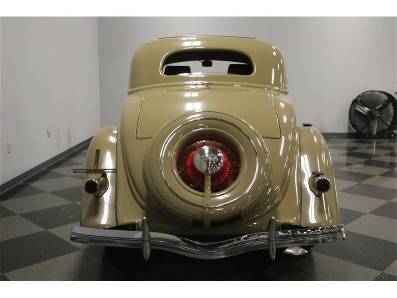Large Picture of '35 5-Window Coupe - PKCF