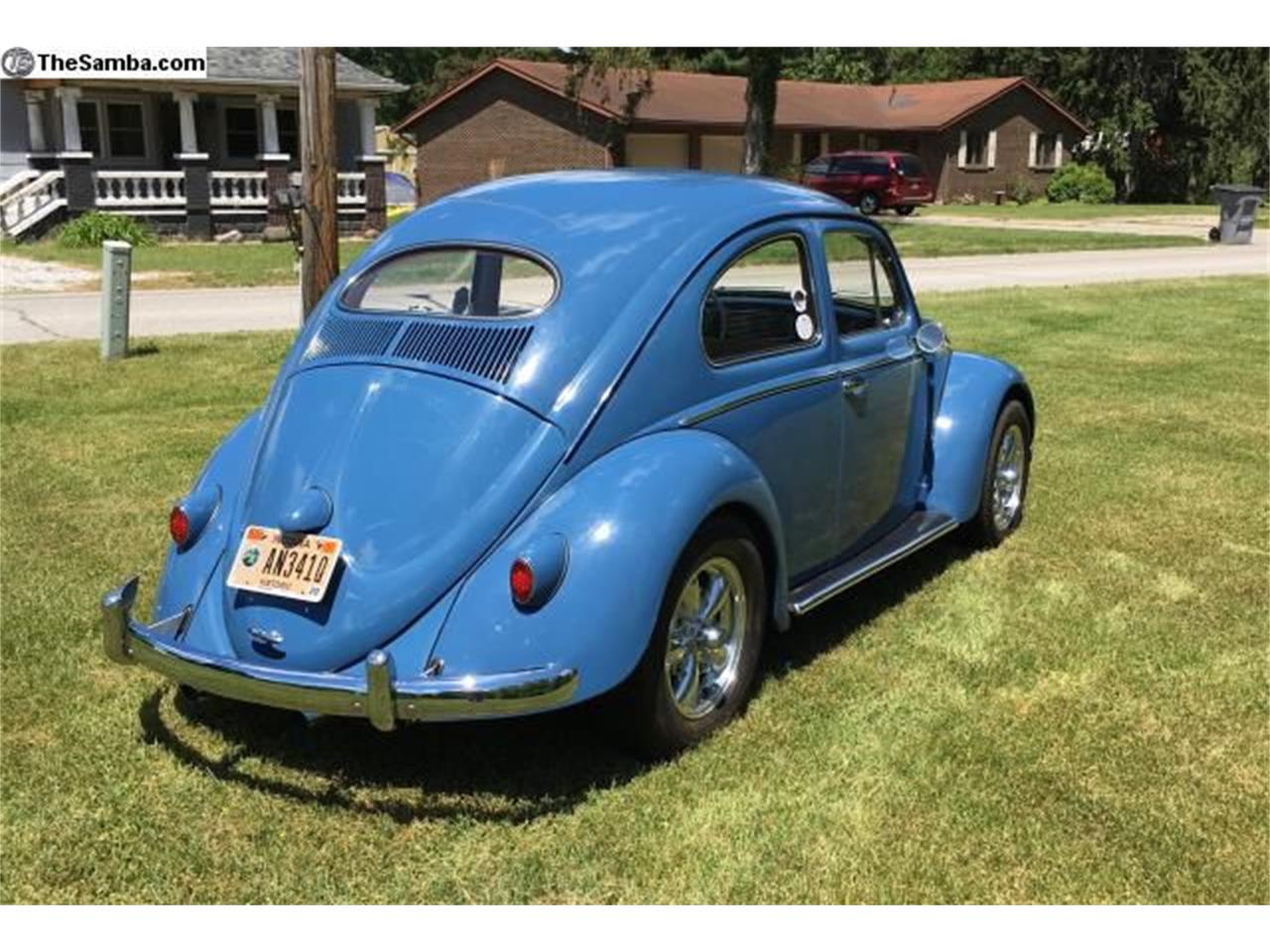 Large Picture of '56 Beetle - PKER