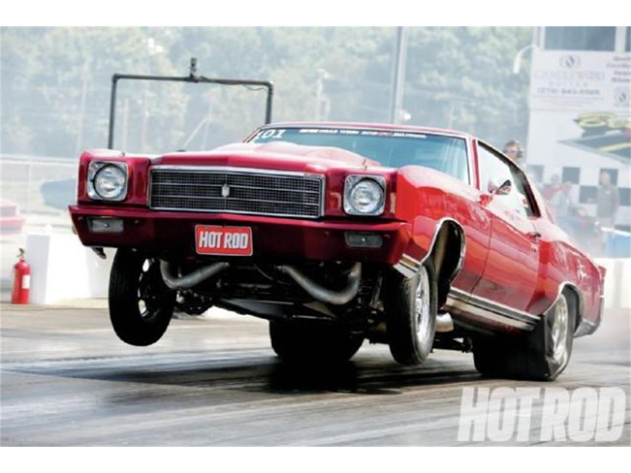 Large Picture of '71 Monte Carlo - PKES