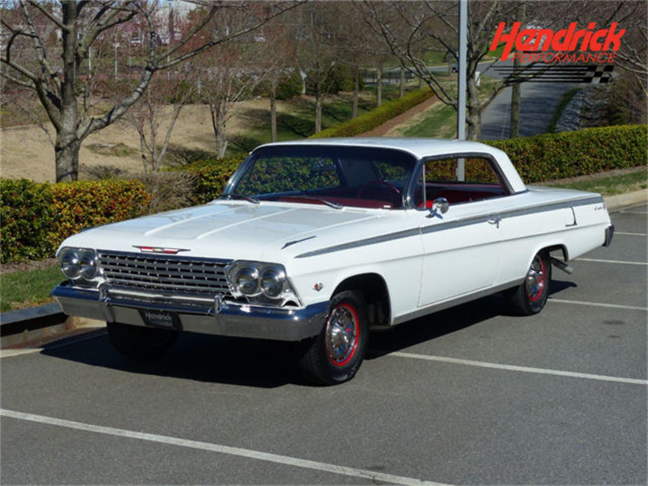 Large Picture of '62 Impala SS - PKF2