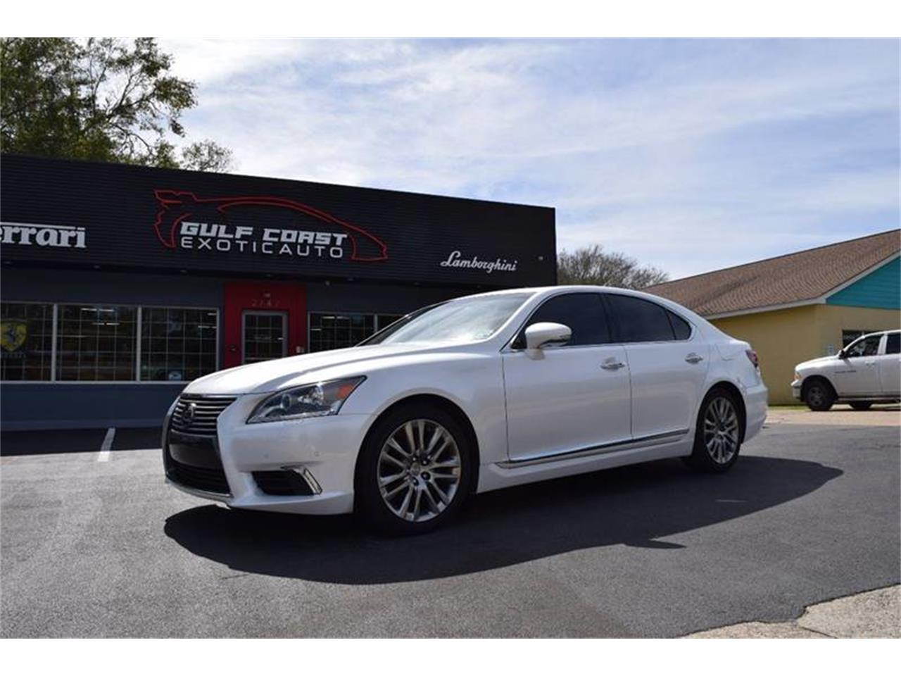 Large Picture of '16 LS460 - PKFG