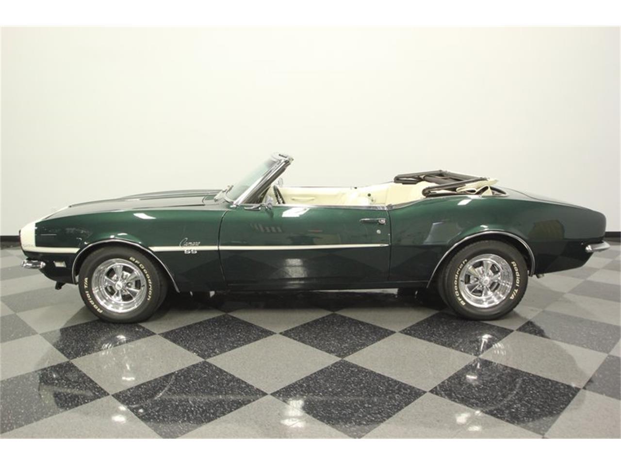 Large Picture of '68 Camaro - PIFL