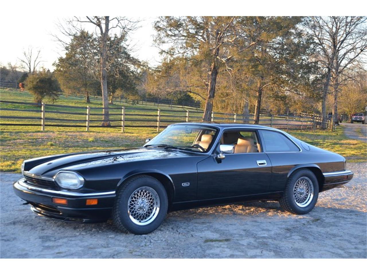 Large Picture of '94 XJS - PKGA