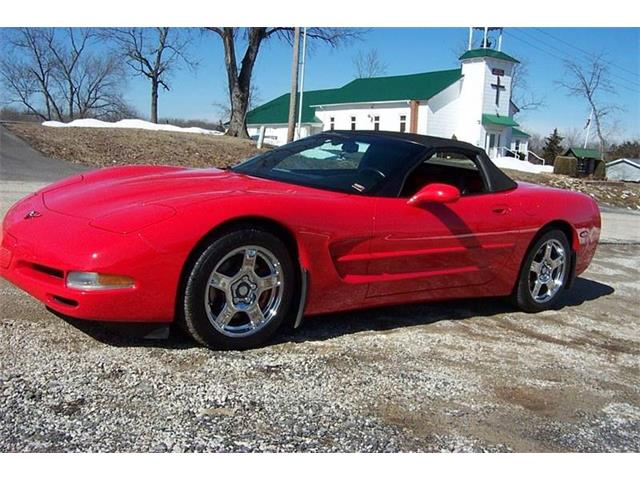 Picture of 1999 Chevrolet Corvette - $16,900.00 Offered by  - PKGF
