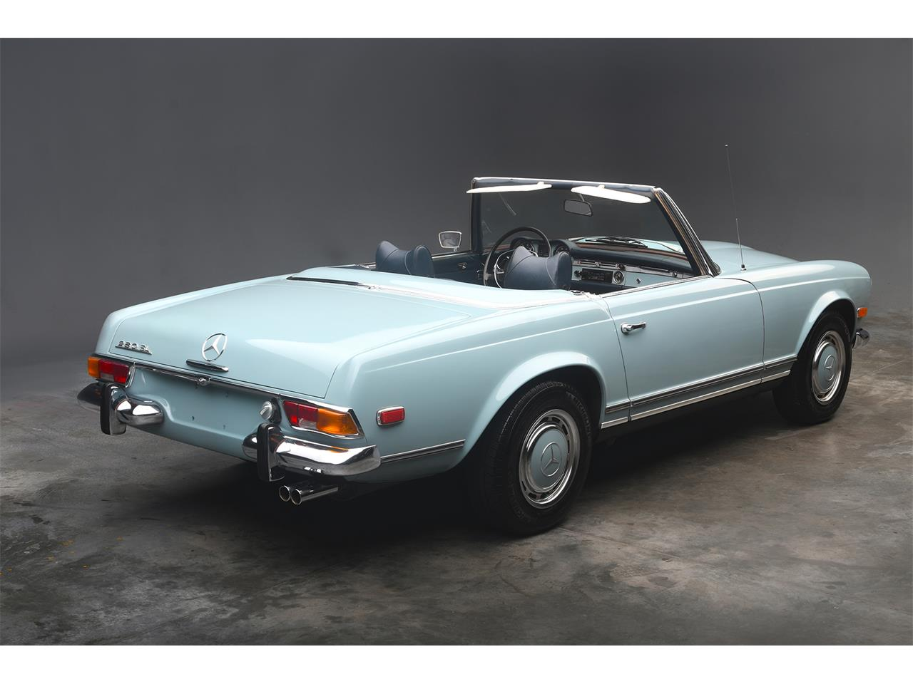 Large Picture of Classic '70 Mercedes-Benz 280SL located in West Palm Beach Florida Offered by a Private Seller - PKH5