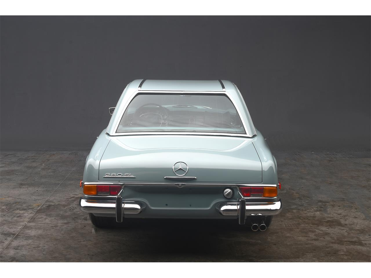 Large Picture of Classic 1970 280SL located in West Palm Beach Florida - PKH5