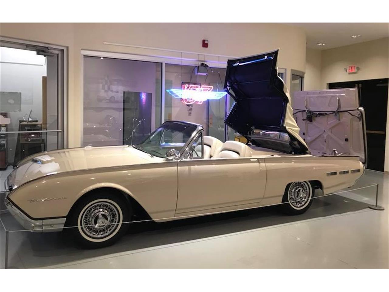 Eagle River Ford >> 1962 Ford Thunderbird For Sale Classiccars Com Cc 1192949