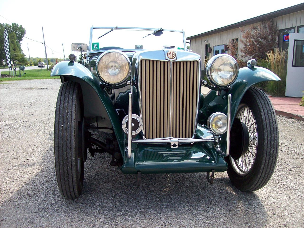 Large Picture of 1948 MG TC located in medina Ohio - PKHL