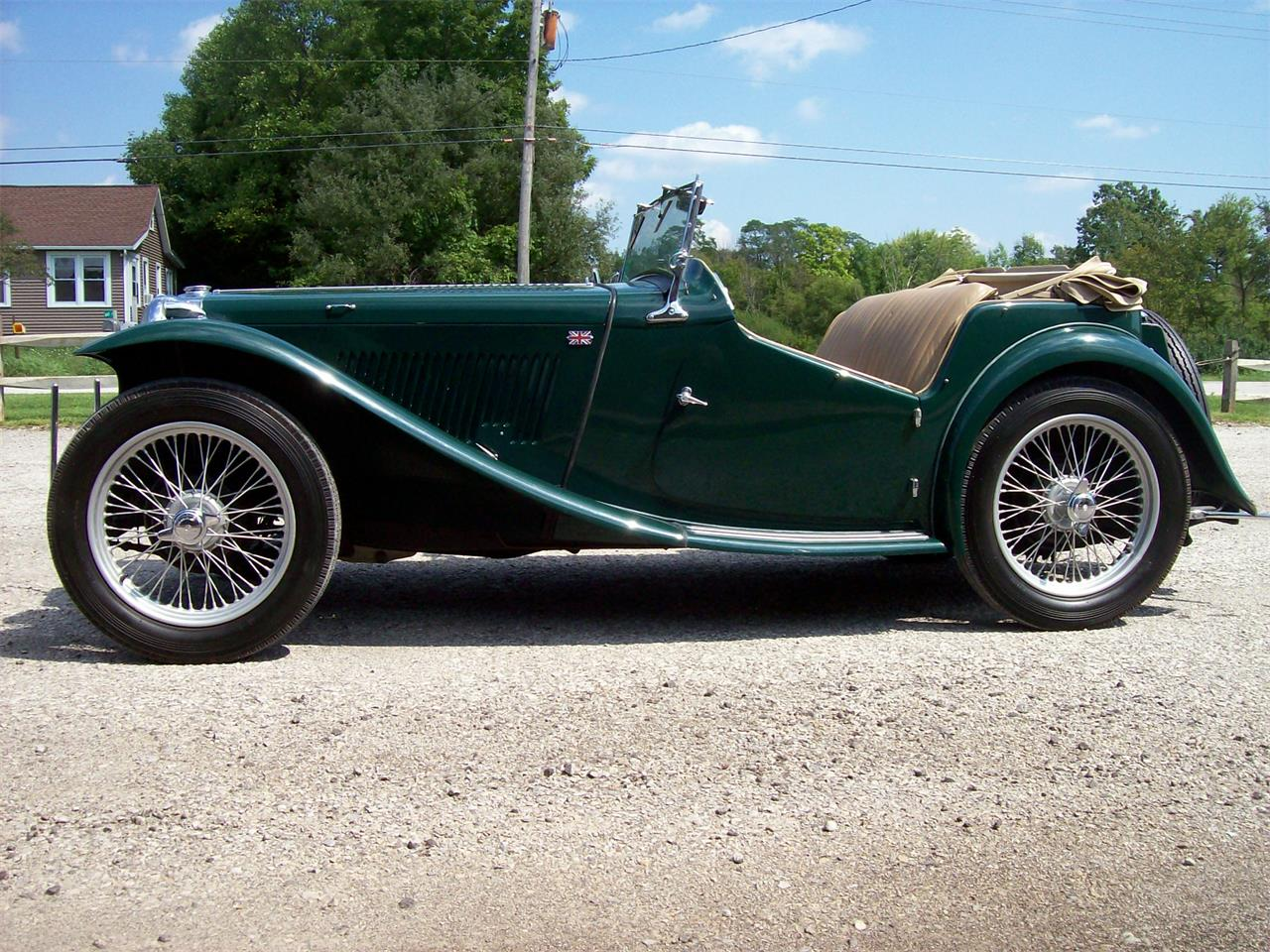 Large Picture of 1948 MG TC - $31,500.00 - PKHL