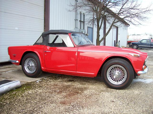 Picture of '68 TR250 - PKHO