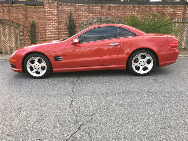 Picture of 2005 Mercedes-Benz SL500 Auction Vehicle - PIFU